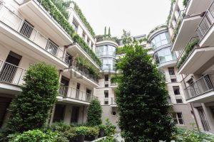 Appartamento su due piani in via Varese