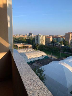 Appartamento in via Lodovico Il Moro, 105