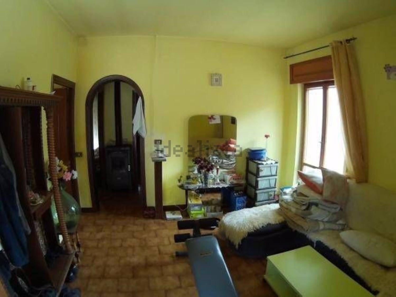 Immagine Sala di casa indipendente su via Roma, Borgorose