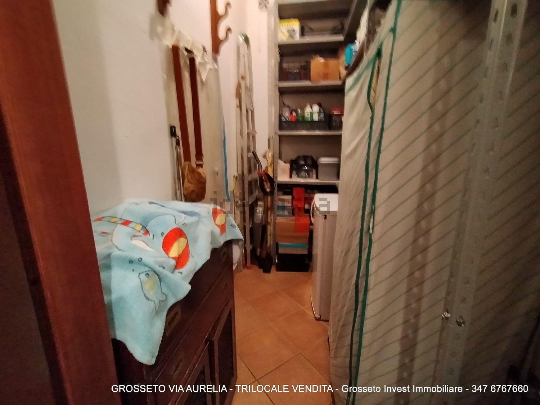 Camera da letto-trilocale-vendita-Grosseto-via-Aurelia-Nord::Grosseto Invest:: case e appartamenti vendita Grosseto