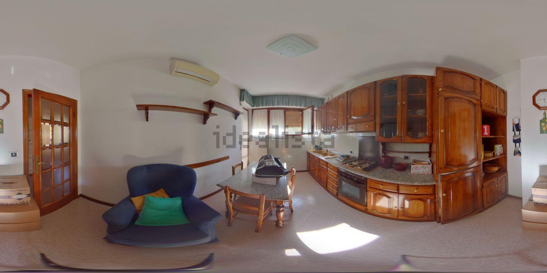 Immagine Sala di appartamento su  de nicola, 20, Gorarella, Grosseto, Agenzia Immobiliare Grosseto Invest
