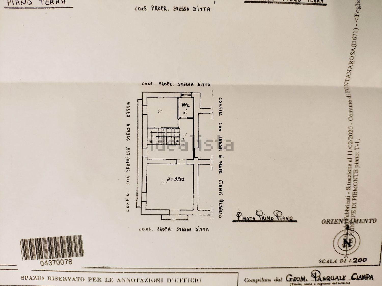 appartamento su due piani su via Principe di Piemonte, 43, Fontanarosa