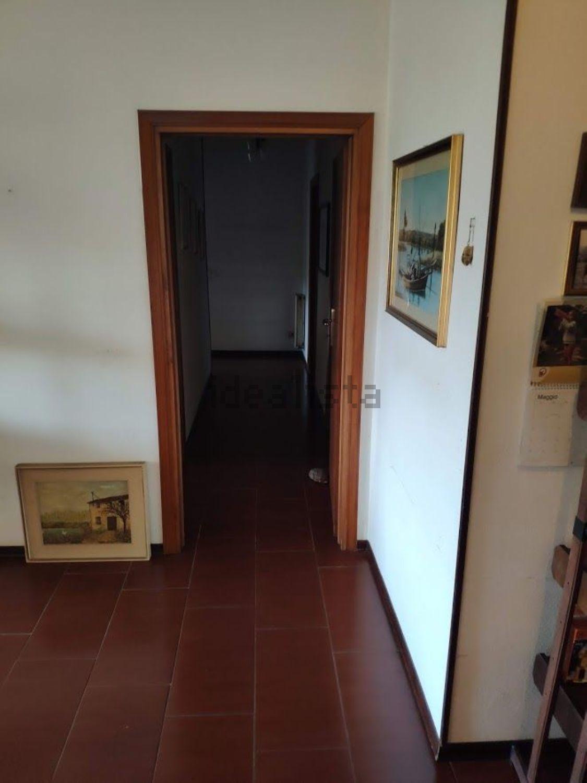 corridoio di attico su via Galena Verde Maremma, Grosseto