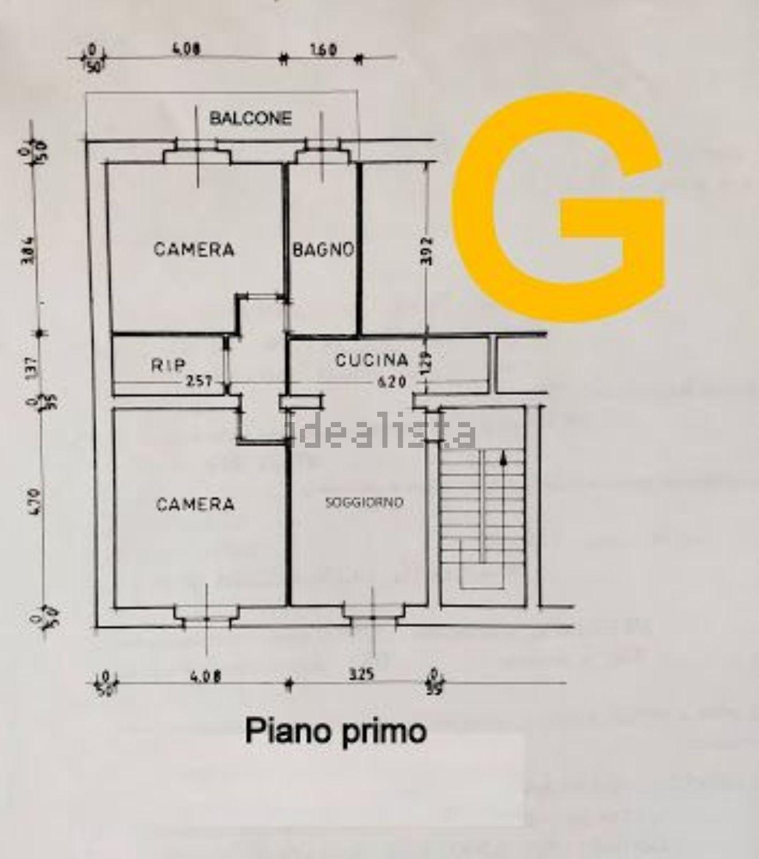 Planimetria-trilocale-vendita-Grosseto-via-Aurelia-Nord::Grosseto Invest:: case e appartamenti vendita Grosseto