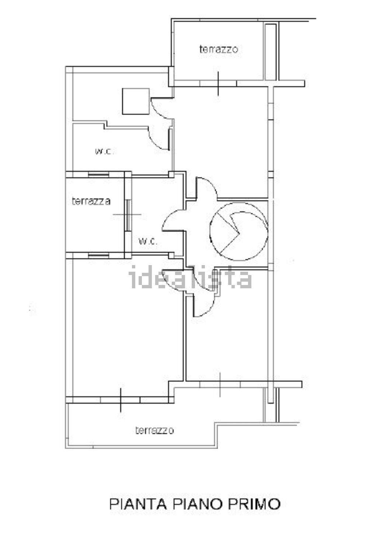 Planimetria, villa bifamiliare in Vendita in Fattoria Ricasoli a Grosseto | https://g.page/GrossetoCase
