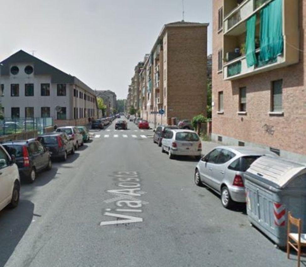 Trilocale in affitto in via Aosta, Barriera di Milano ...