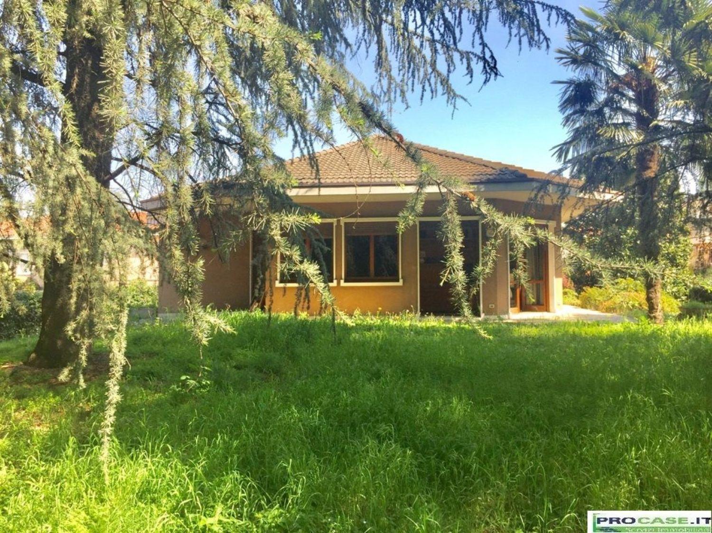 Villa in vendita in via Marconi, 1, Gerenzano