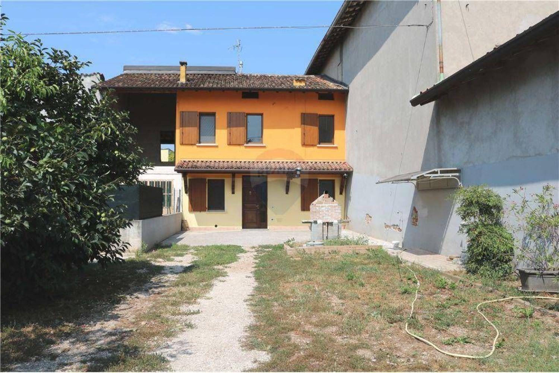 Casa indipendente in vendita in via basalica calvisano