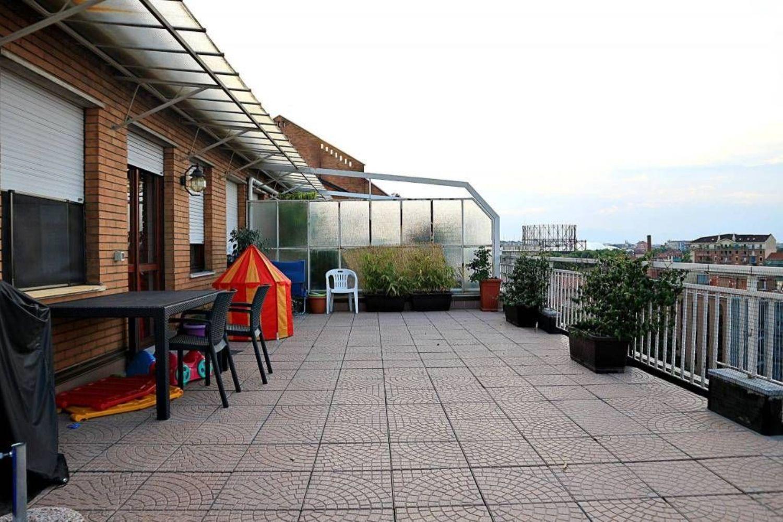 Attico in vendita in corso Regina Margherita, 3, Vanchiglia, Torino