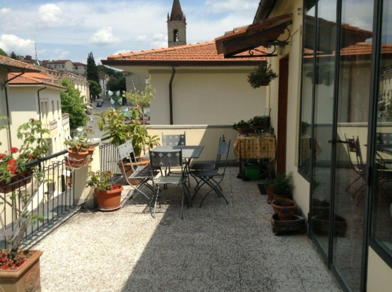 Attico in vendita in via Giuseppe Garibaldi, 63, Centro, Arezzo