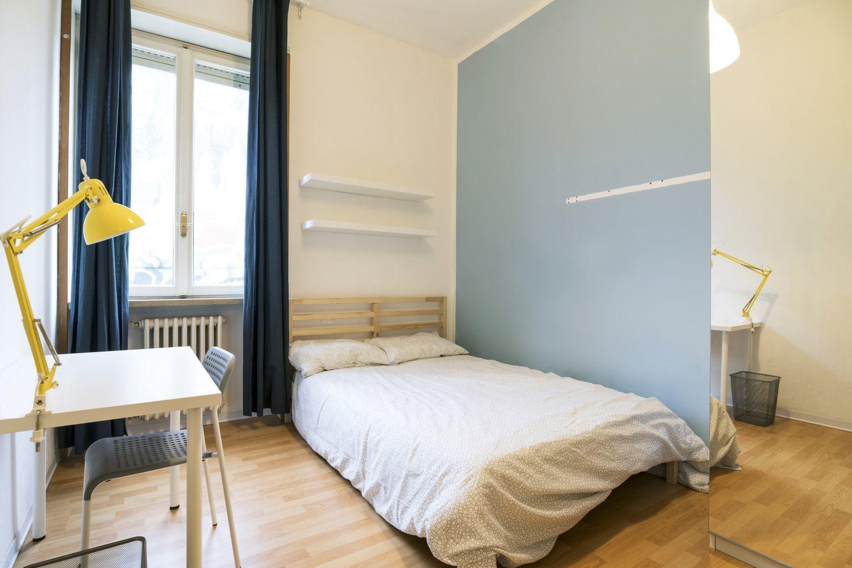 Camere Da Letto Milano.Camera In Affitto In Corso Di Porta Romana 116 Mercalli Quadronno
