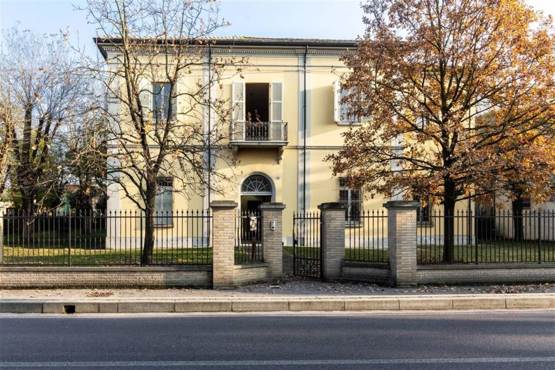 5c57016e6 Immagine Facciata di casa o villa su Romagna d'Este, Ravenna