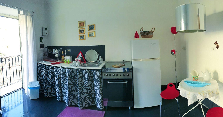 Sant andrea bicamere con cucina separata posto auto coperto e cantina