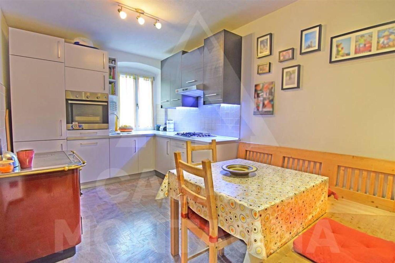 Case Di Montagna Predazzo : Appartamento in vendita a predazzo val di fiemme trento