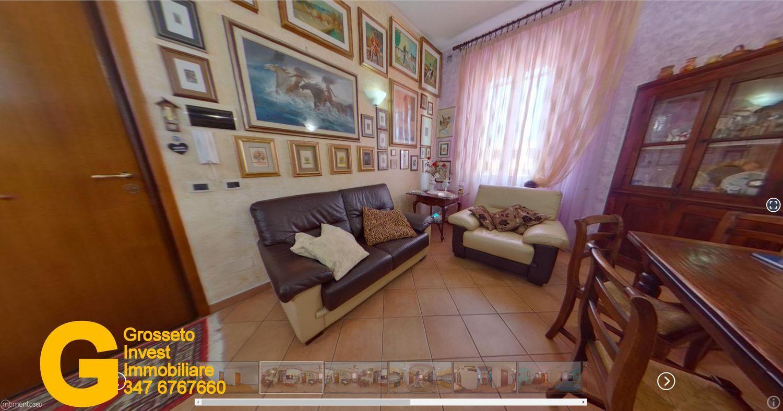 Sala-trilocale-vendita-Grosseto-via-Aurelia-Nord::Grosseto Invest:: case e appartamenti vendita Grosseto