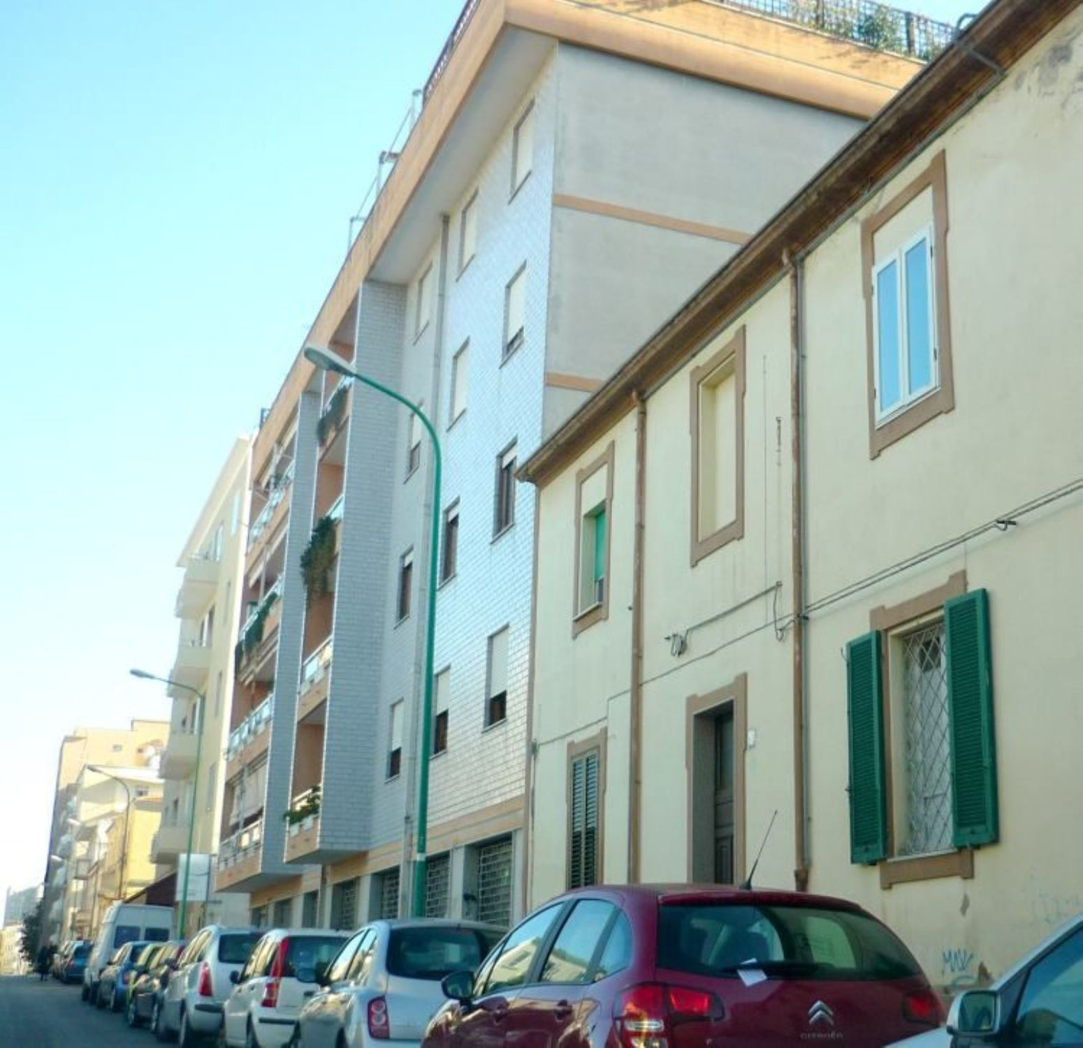 Via Porcellana Sassari.Bilocale In Affitto In Via Francesco Porcellana Centro