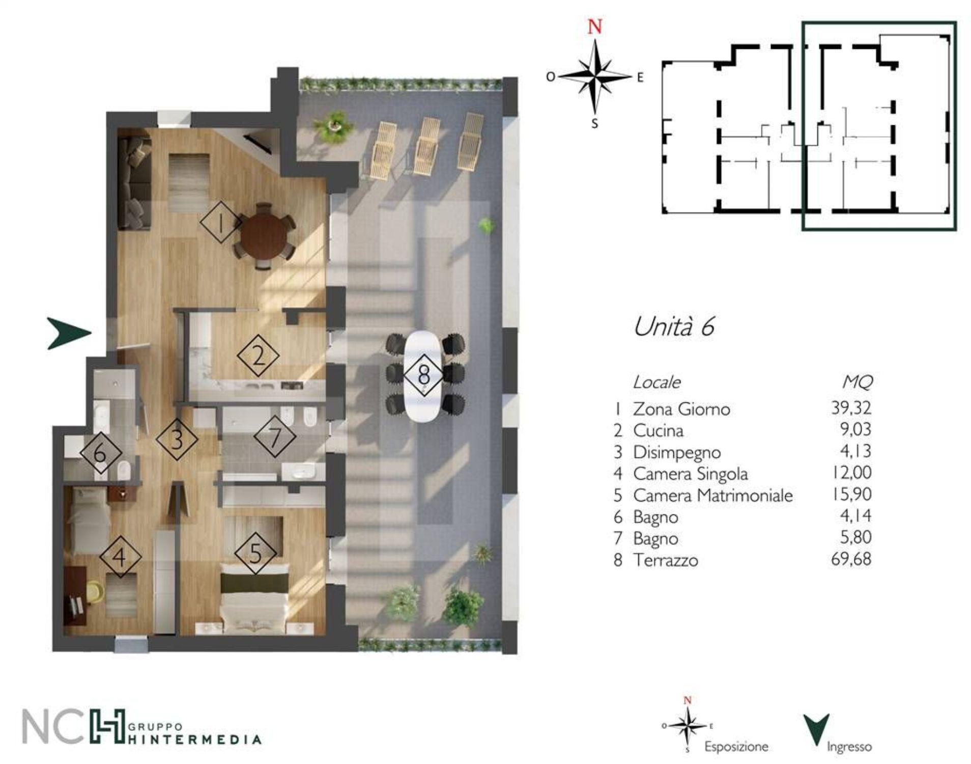 Camera Matrimoniale 12 Mq.Quadrilocale In Vendita A Campodarsego Padova Nord Est Padova