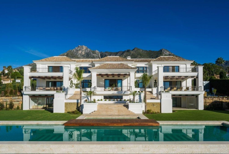 Marbella U20ac15,900,000 Detached House Marbella